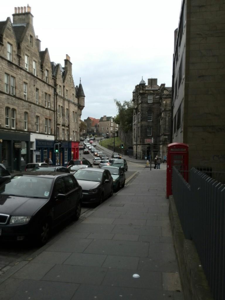 St. Mary's Street